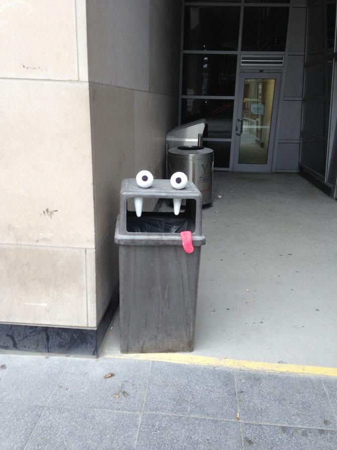 Монстри, що поїдають сміття
