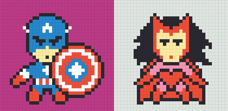 employee-uses-post-its-to-turn-drab-office-walls-into-giant-superhero-murals-23