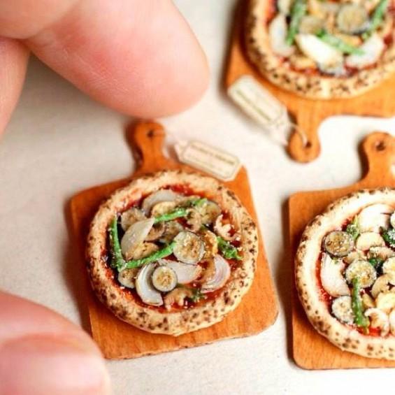 Крихітні шедеври паризької кухні
