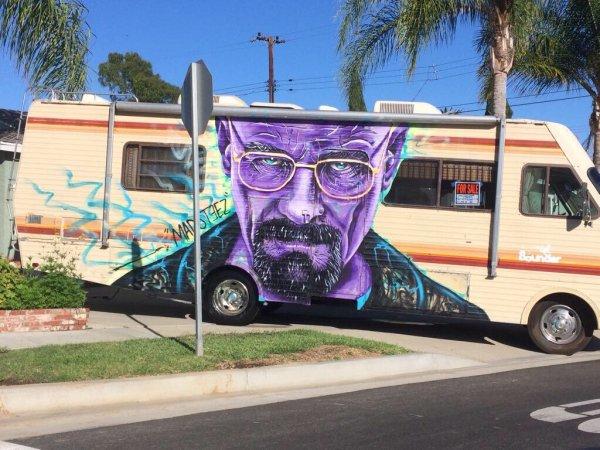 17 фургонів, які здивують дизайном