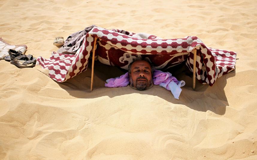 Так лікуються в Єгипті у ХХІ столітті. Не повірите