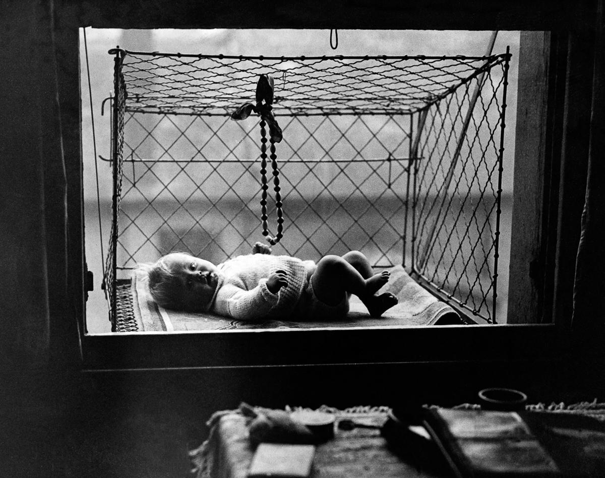 Клітки для дітей. Реалії 1934-1948 рр.
