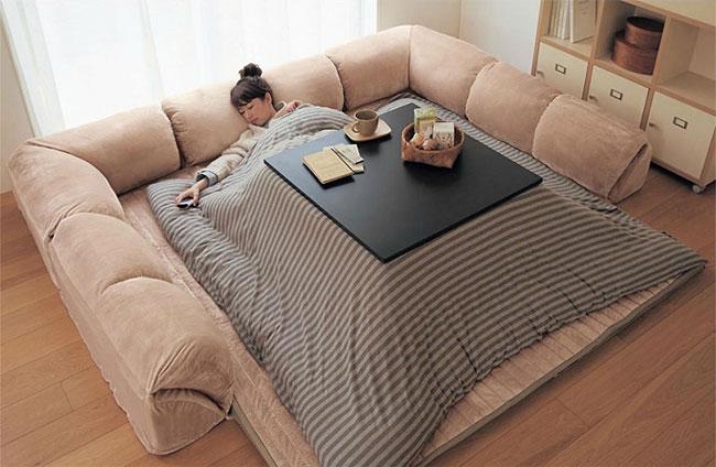 Ліжко з підігрівом
