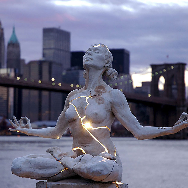 25 дивовижний скульптур зі всього світу
