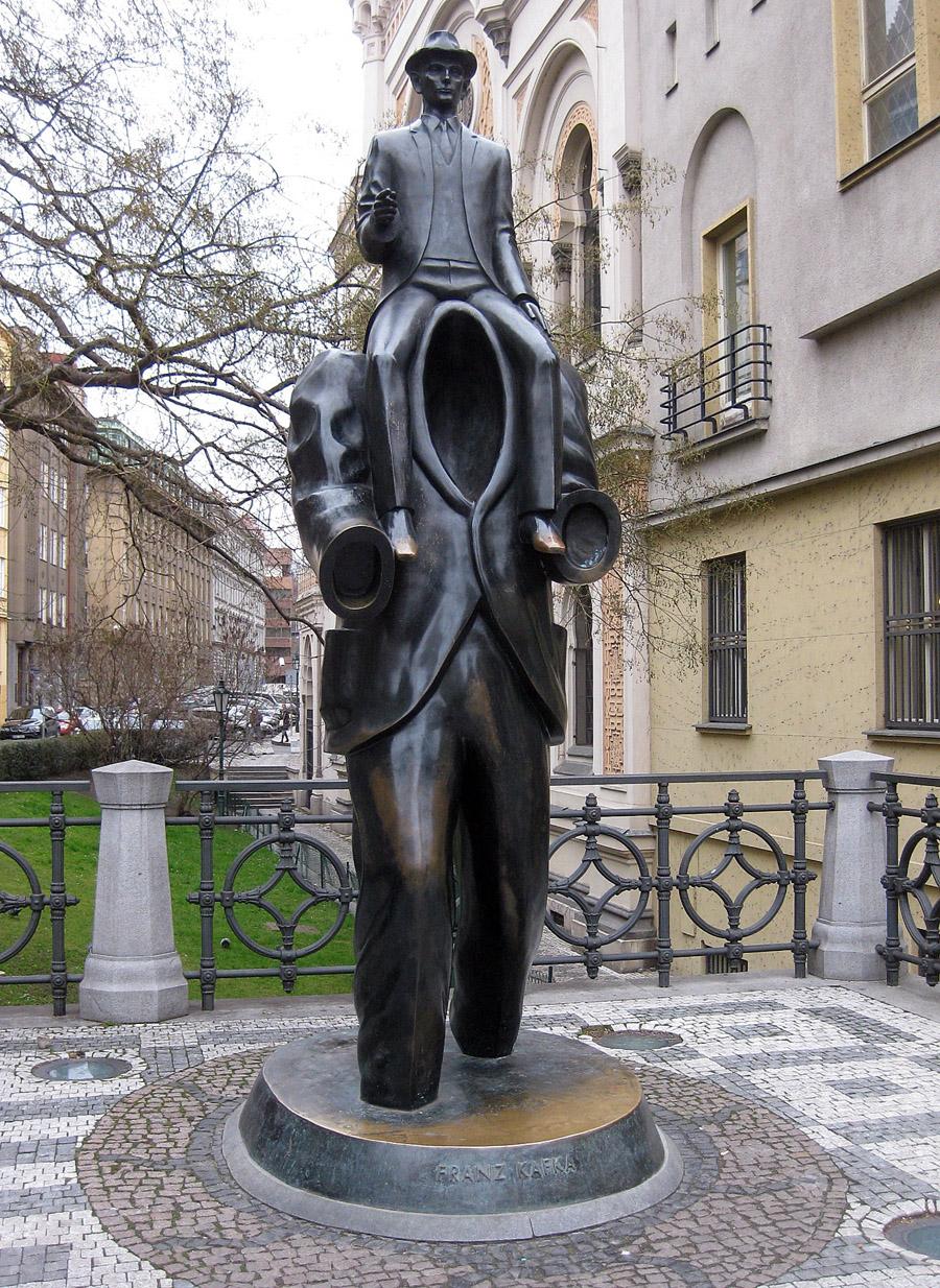 kafka_statue