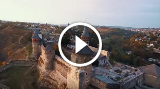 Найкращі місця України з піснею від ОЕ!
