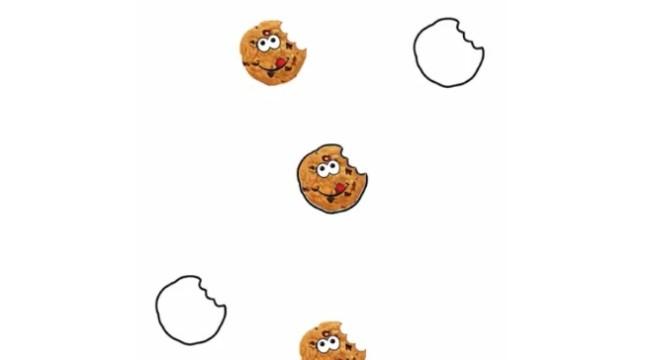 Врятуйте печиво! Спробуйте і вас затягне…