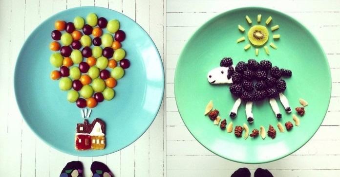8 ідей нестандартних сніданків