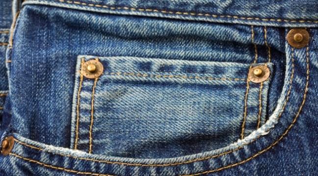 Історія маленької кишені на джинсах