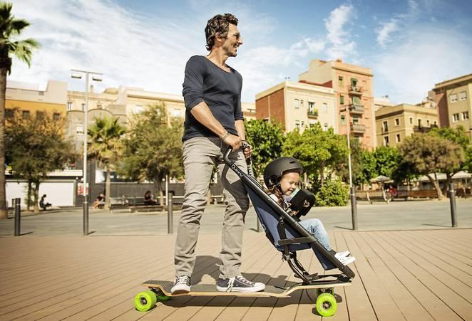Longboardstroller-a-stroller-skateboard-combined-11