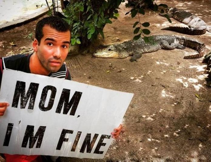 """""""Мам, я в порядку"""". Син знайшов спосіб позбавити маму лишніх хвилювань"""