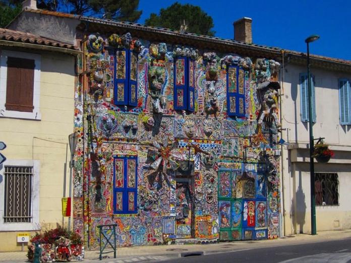 Найяскравіший дім художника у Франції