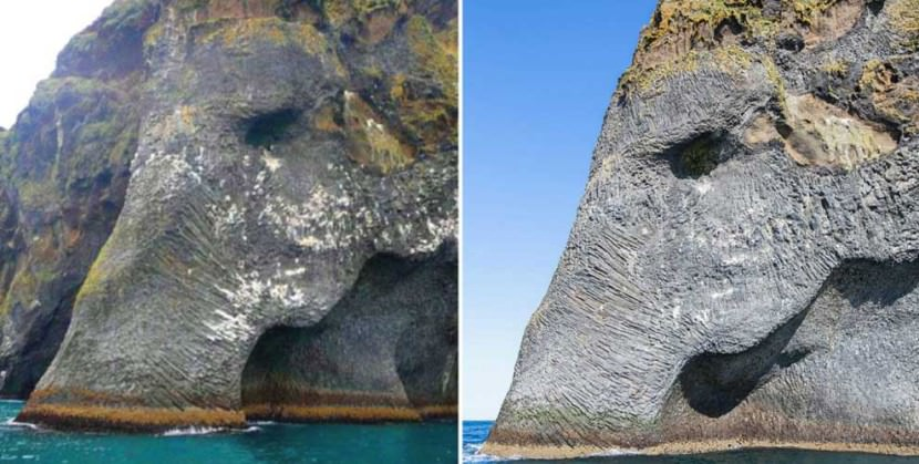 Here's-a-cliff-in-Iceland-that-looks-like-an-elephant-830x419