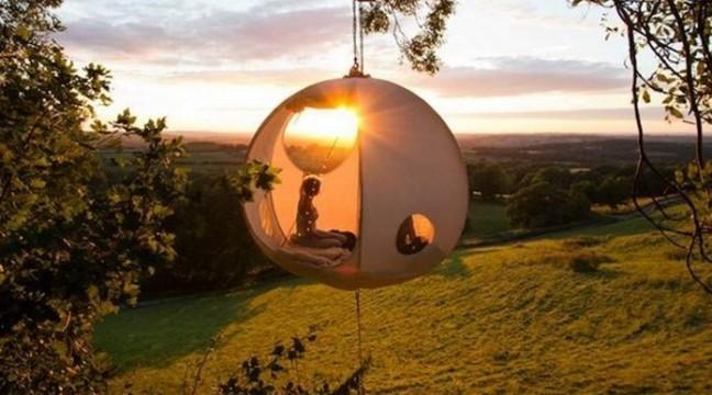 """Палатка """"ближче до зірок"""""""
