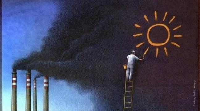 Світ сходить з розуму