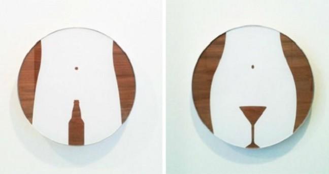 22 креативних туалетних позначок, які змусять вас усміхнутися