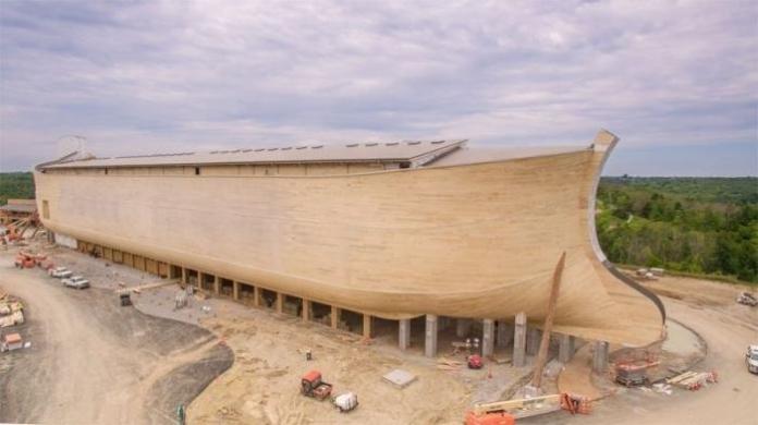 У Америці побудували Ноїв ковчег оригінального розміру