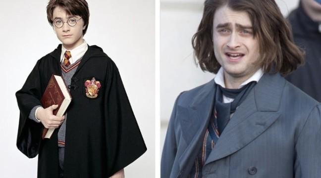"""Актори """"Гаррі Поттера"""" тоді і зараз. Коли встигли?"""