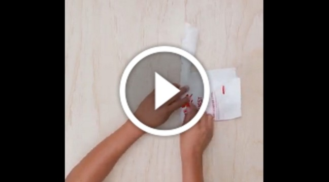 Крутий лайфхак: як правильно зберігати поліетиленові пакети