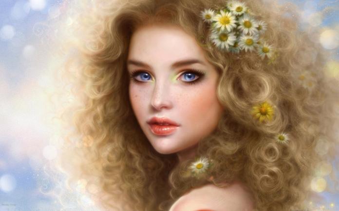 Одна з кращих притч про жіночу красу