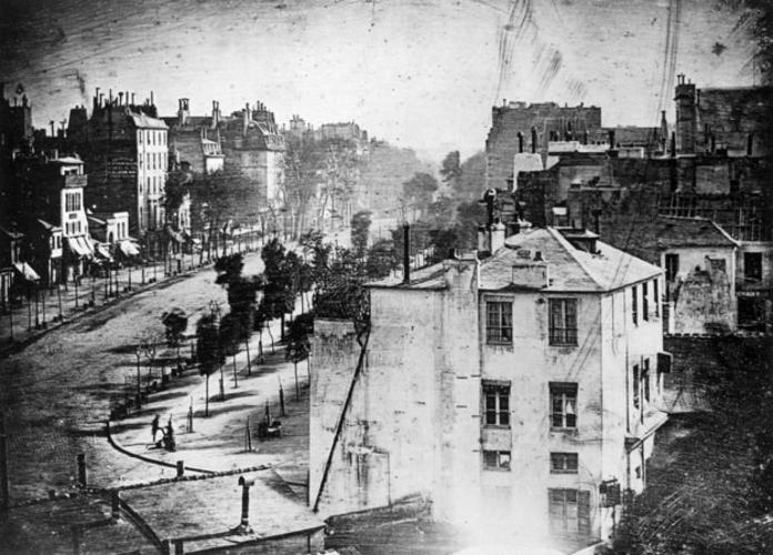 Міжнародний день фотографії: як виглядали перші знімки в історії