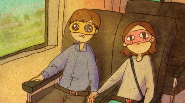 Кохання у будні: 19 кращих ілюстрацій, які показують всю прекрасність любові