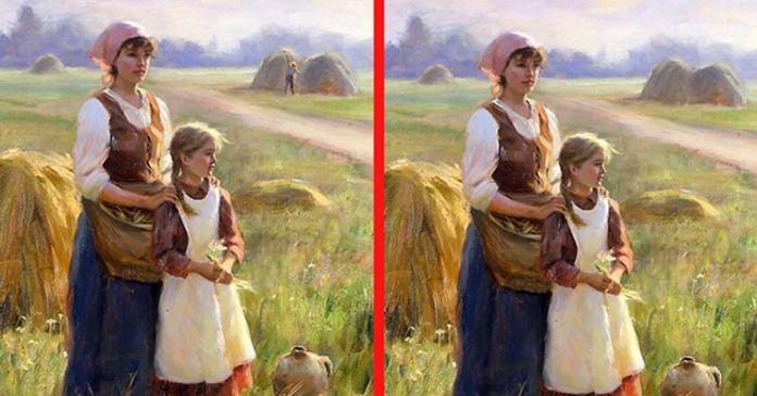 А ви знайдете відмінності між цими картинками? Перевірте себе!