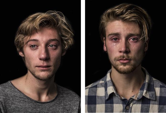 Сила сильних. Чи мають чоловіки право плакати?
