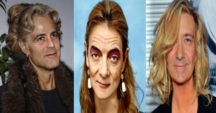 Джордж Клуні, Кевін Спейсі та інші зіркові чоловіки, несподівано змінивші стать