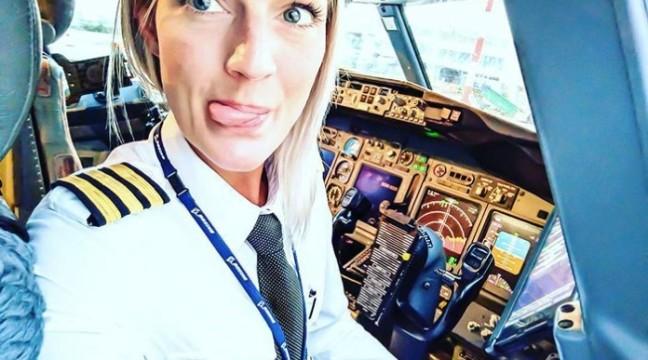 Ця дівчина-пілот надихає своїм стилем життя людей з усього світу