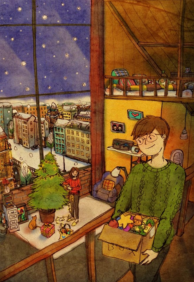 theholidays_loveis_by_puuung