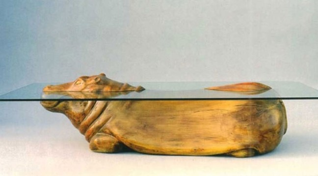 Дивовижна колекція столів від Дерека Пірса