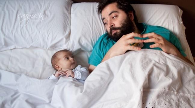 10 татусів з немовлятами, які прийшли розтопити ваше серце