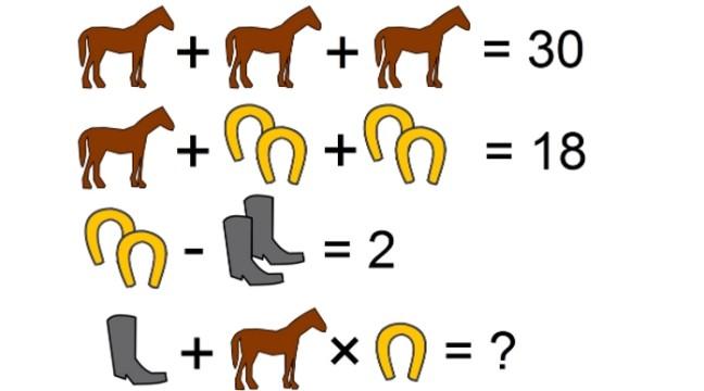 Користувачів інтернету збила з пантелику чергова математична головоломка