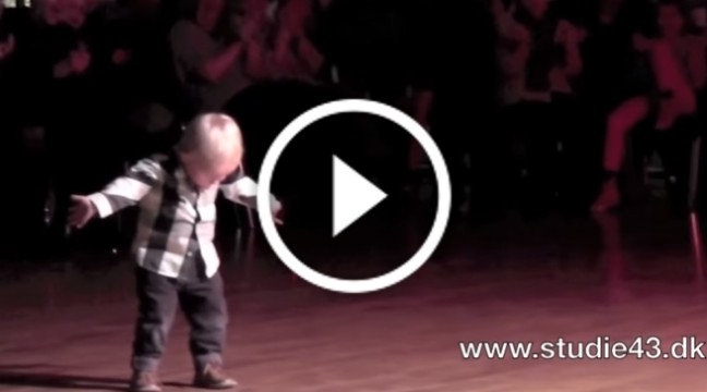 2-річний танцюрист зібрав на YouTube 31 мільйон переглядів