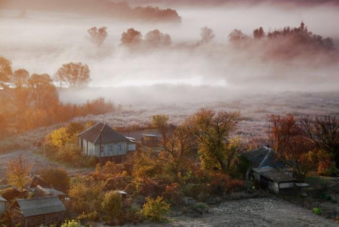 Золота осінь в Україні. 22 дивовижних фотографій