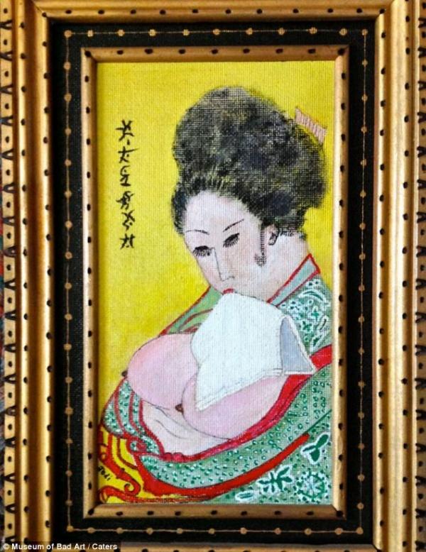 Плаття японки злетіло з її катастрофічної частини тіла після того, як вона пчихнула