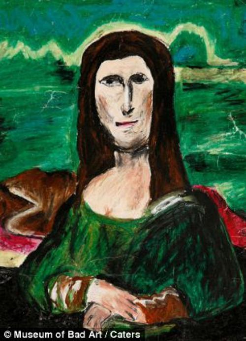 """""""Мона Ліза. Міжстатева інтерпретація Да Вінчі"""""""