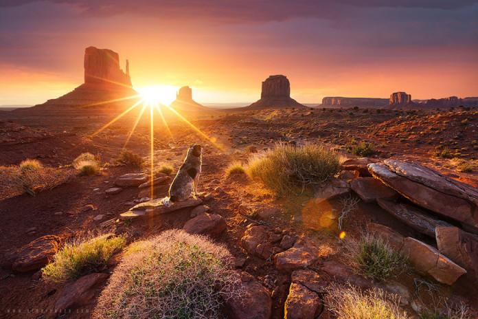Фотограф три роки мандрував світом, зустрічаючи всюди схід сонця