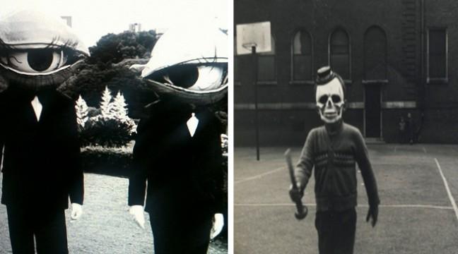 Вінтажні костюми на Хеловін. Тут є чому повчитися
