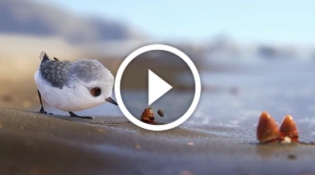 Новий кльовий короткометражний мультик від Pixar