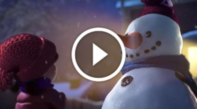 Мультик про дружбу дівчинки і сніговика розчулив інтернет