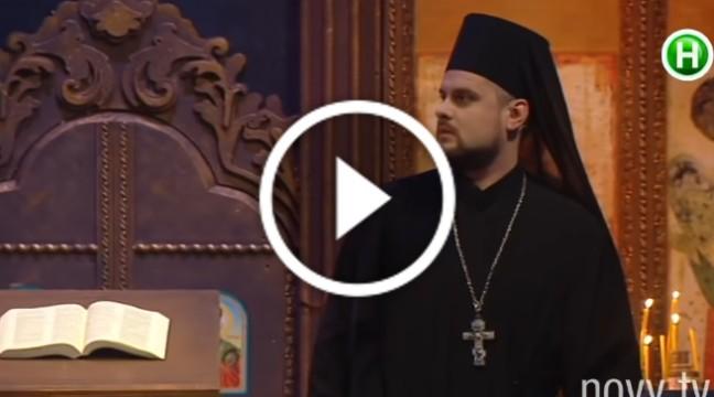 Тернополяни показали пародію на Фреймут, яка проводить інспекцію в церкві