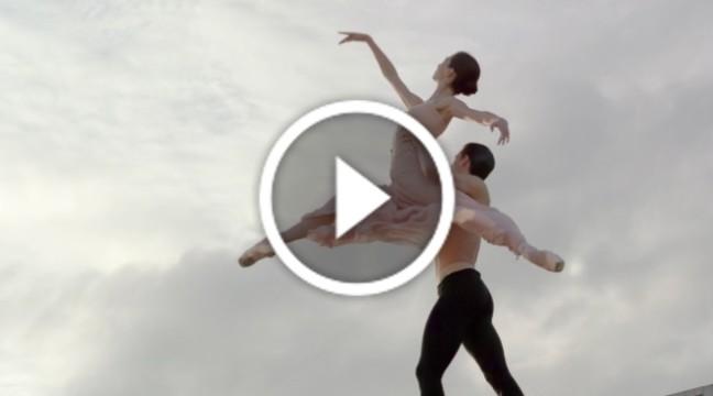 """""""Піднесення"""" – неймовірно красивий танець двох закоханих"""