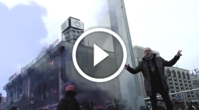 Німецький музикант присвятив відеокліп річниці Єромайдану