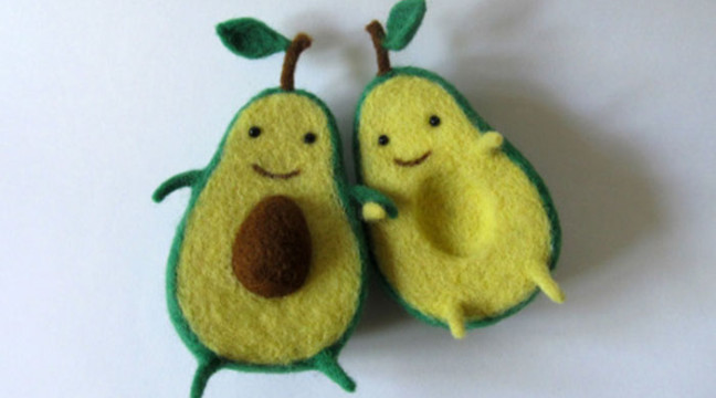 Наймиліші вовняні іграшки від Анни Довгань