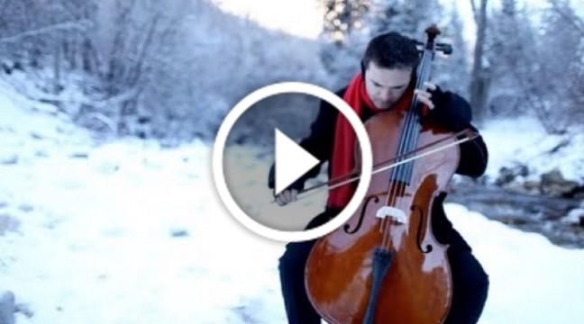 """""""Щедрик"""" у виконанні американського гурту The Piano Guys"""