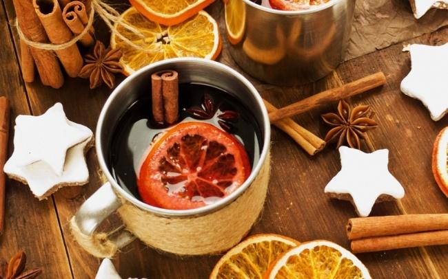 6 рецептів смачних зігріваючих напоїв