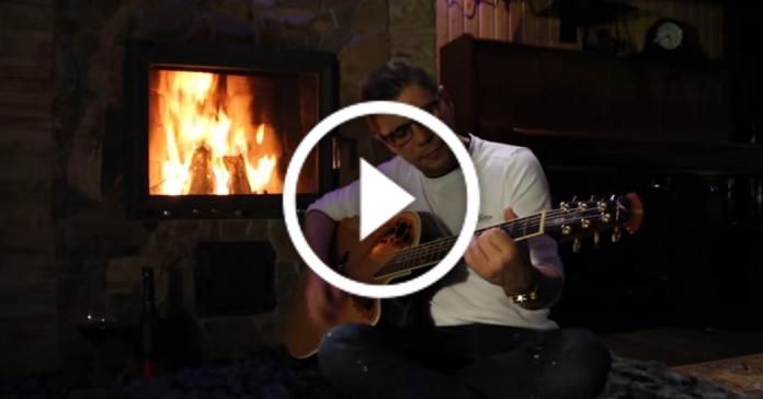 """ЛесикСам презентував кліп на ніжну новорічну пісню – """"Загадай Бажання"""""""