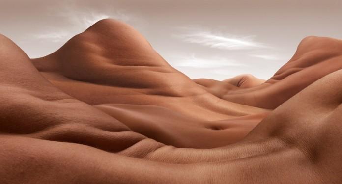 Дивовижні оптичні ілюзії від фотографа Карла Варнера